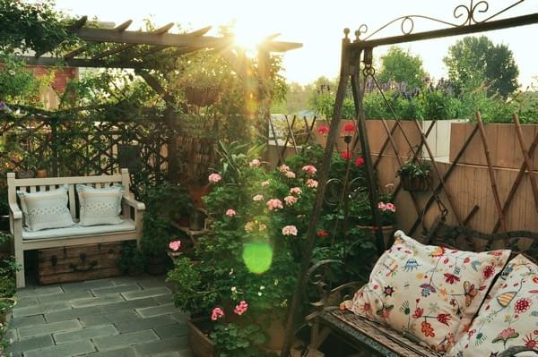 夏日私家别墅花园景观设计让您也拥有自己的幸福花园
