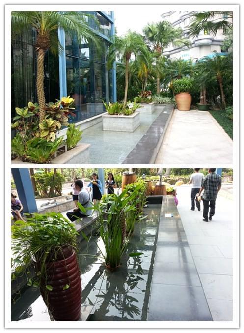中藝源與你相約簡約小花園,美美噠|別墅花園設計|中藝
