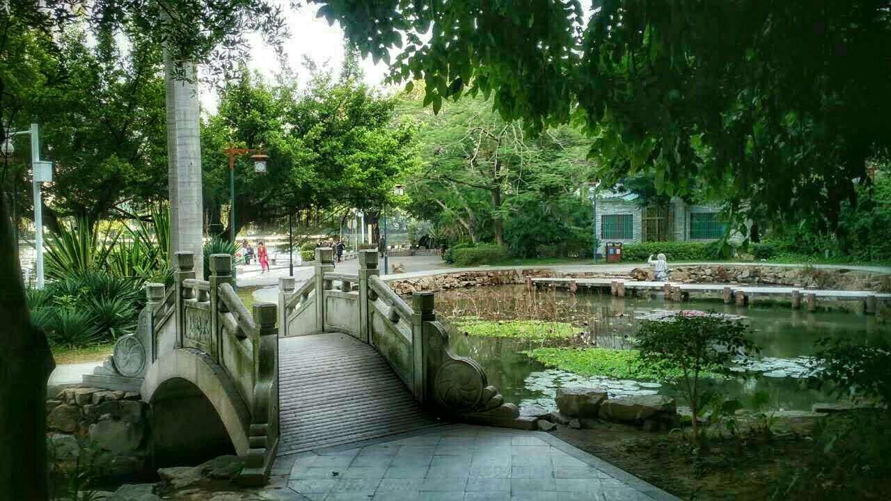 2016年公园绿化设计理念