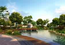 惠州景观设计之滨海景观