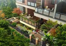 独特的东莞园林绿化,景色秀丽,呈现出别样的风格