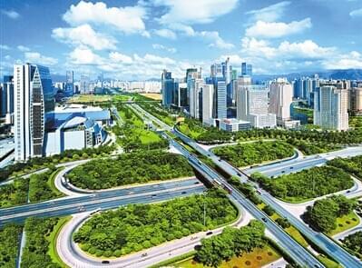 深圳風景園林設計樹立全國標桿