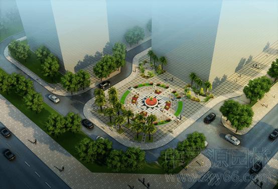 深圳园林绿化之新产业园林绿化工程签订中艺源园林