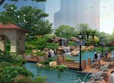 园林景观设计以人为本,回归最真切的自然