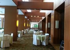 欧洲风情的酒店廊架-彰显高标准园艺工程风范