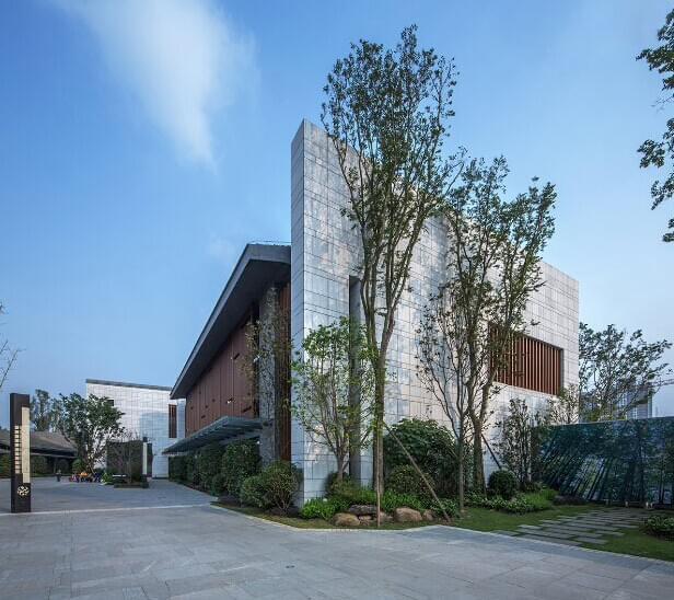 深圳某古街园林景观设计——凝练唯美的中国古典情韵