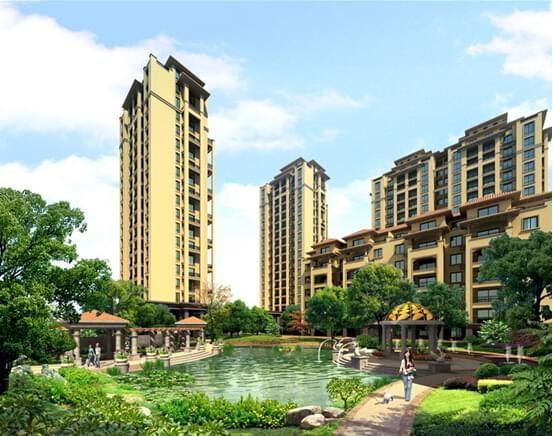 特色地产景观设计打造优质生活空间